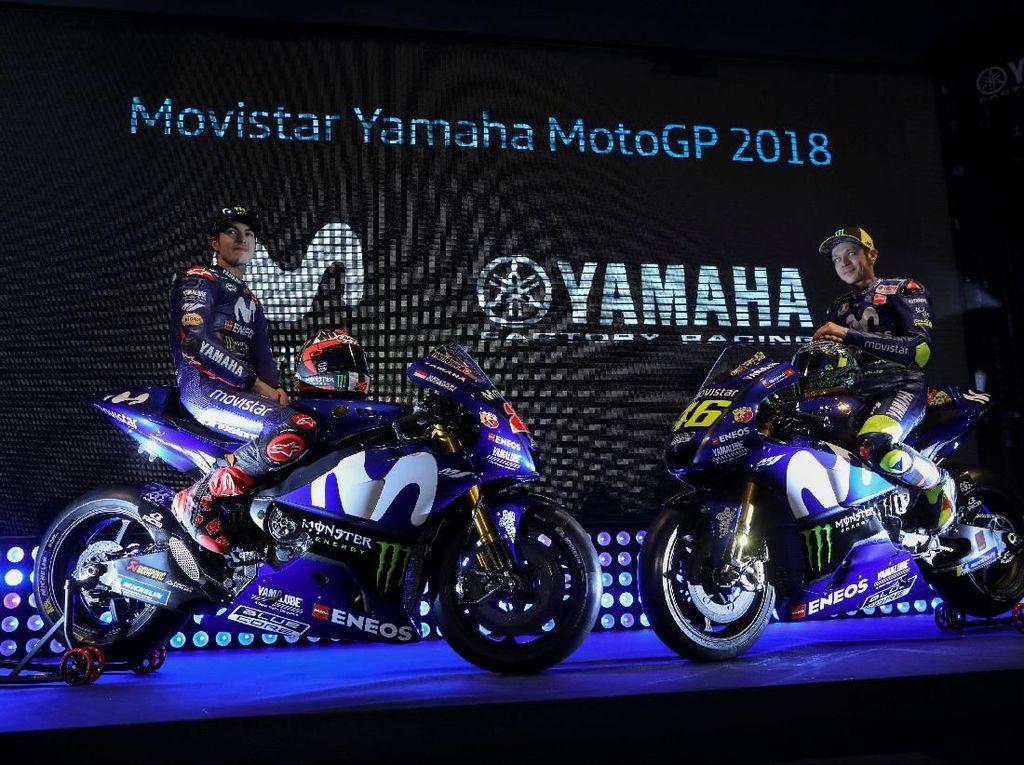 Soal Saran untuk Yamaha, Rossi Sehati dengan Vinales
