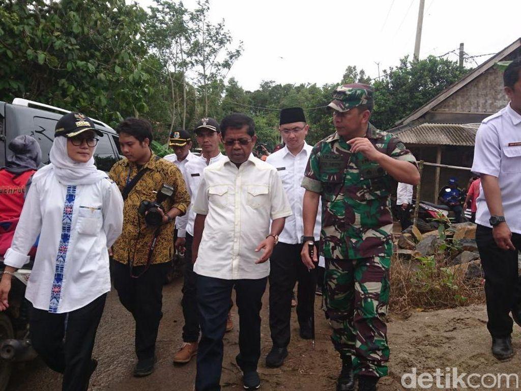 Kemensos Minta Bupati Lebak Keluarkan SK Tanggap Darurat Gempa Banten