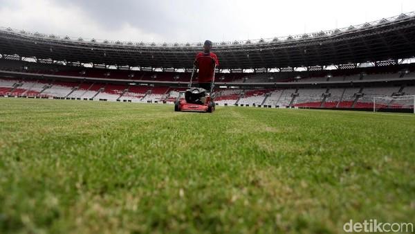 Di Piala AFF, GBK Pertahankan Rumput Ini