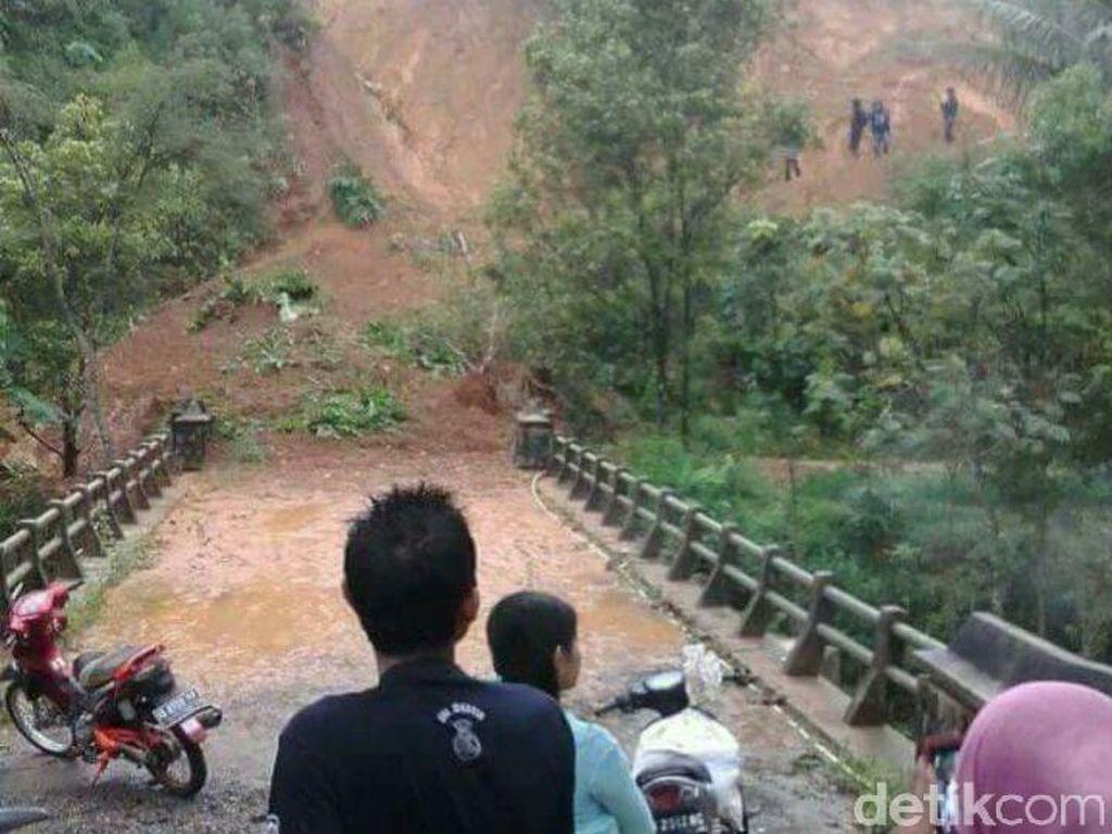 Longsor dan Banjir Terjang 6 Kecamatan di Wonogiri