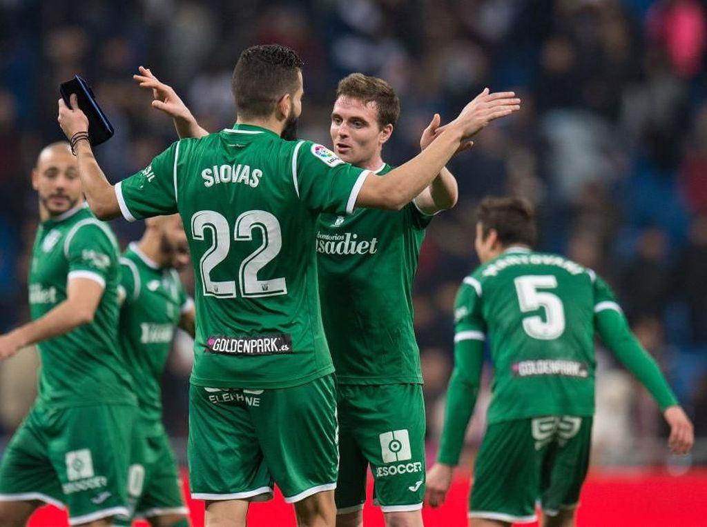 Pelatih Leganes: Ada yang Lebih Fenomenal Ketimbang Menyingkirkan Madrid
