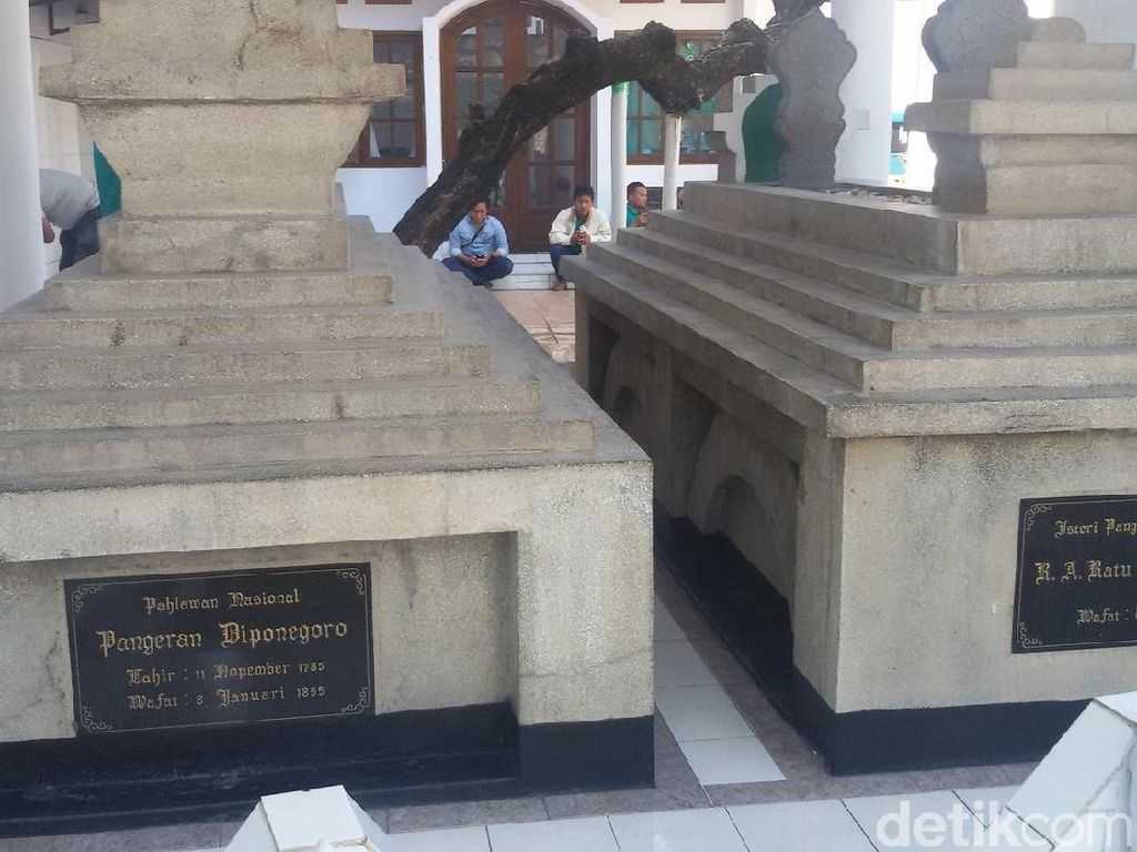 Mungkinkah Makam Pangeran Diponegoro Dipindah ke Yogyakarta?