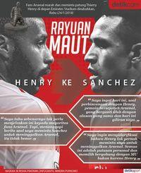 Soal Rayuan Maut Henry ke Sanchez