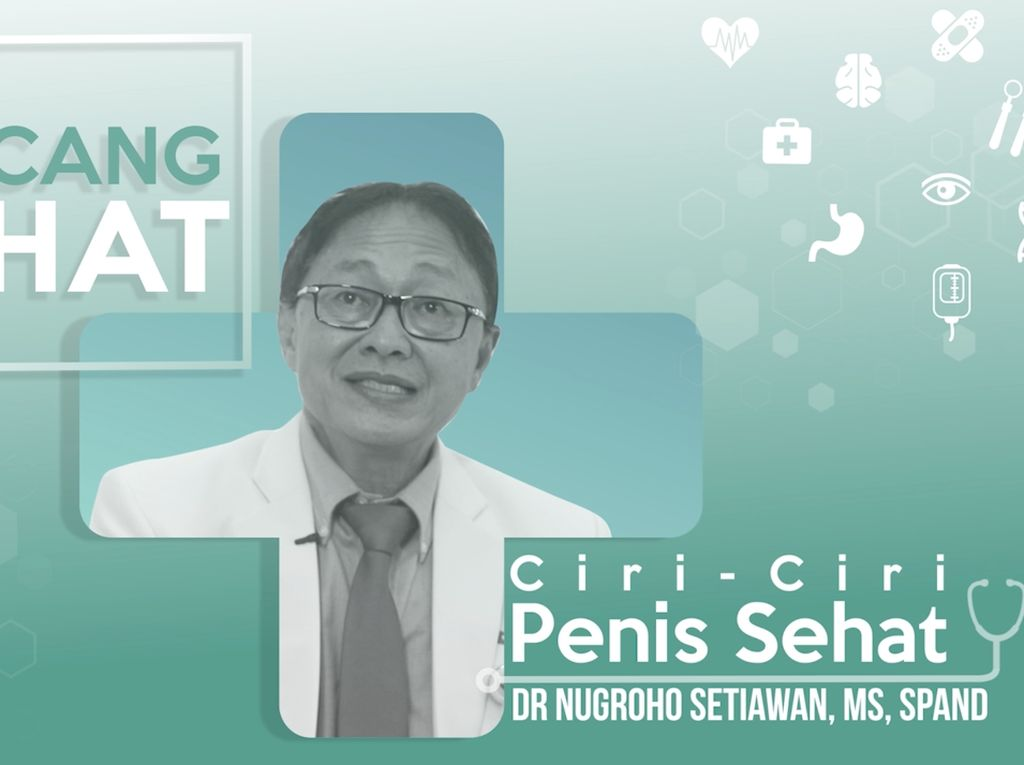 Video: Mr P Bengkok, Sunat dan Infeksi Jamur Selangkangan