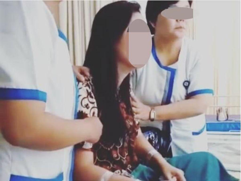 31 Adegan Diperagakan Pelaku Pelecehan Pasien National Hospital