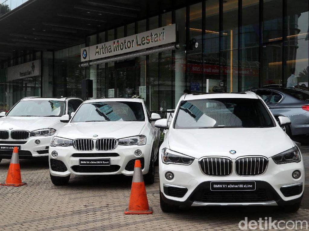 BMW Buka Diler di Jantung Ibu Kota
