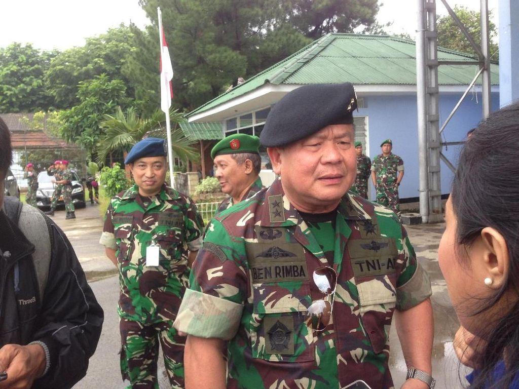 Bantu Penanganan KLB di Asmat, TNI Kirim Satgas Kesehatan ke Papua