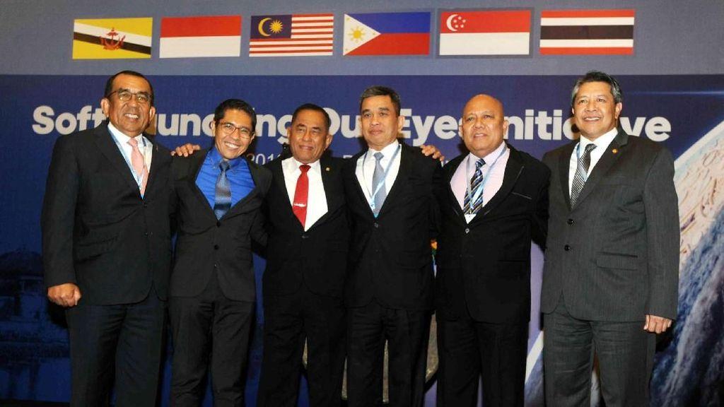 Enam Negara di ASEAN Bentuk Our Eyes untuk Lawan Terorisme