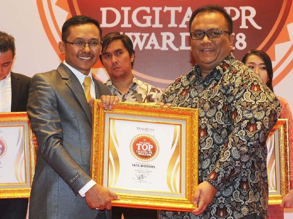 Top Digital PR Award 2018