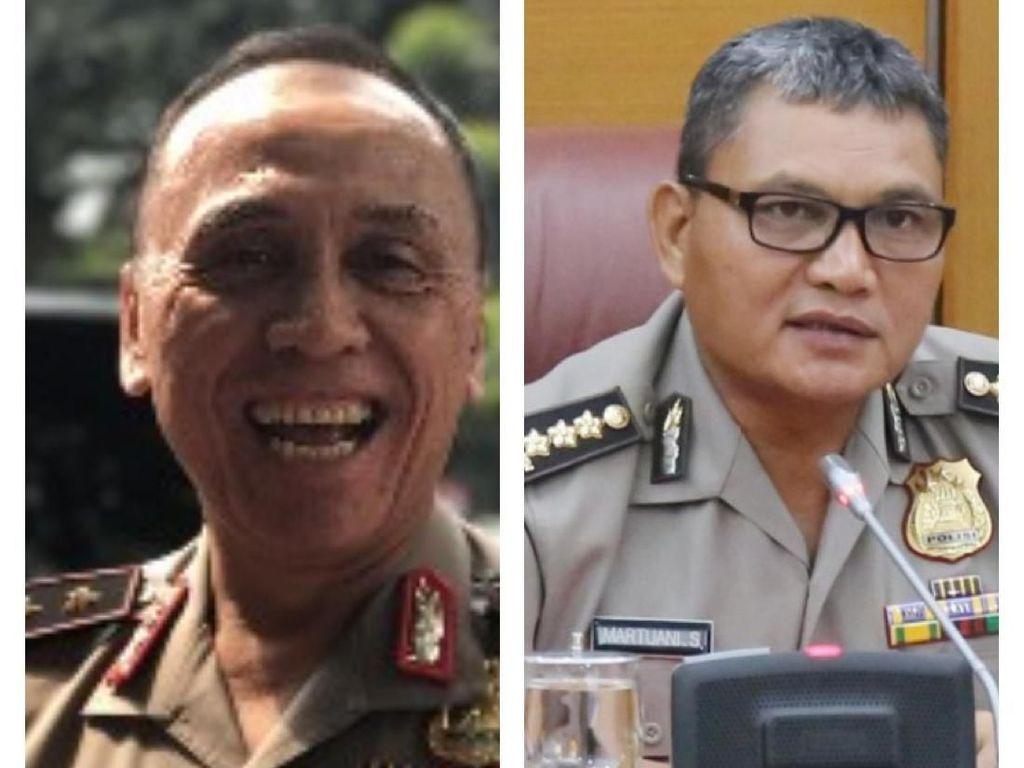 Ini 2 Jenderal Polisi yang Akan Jadi Penjabat Gubernur Jabar-Sumut