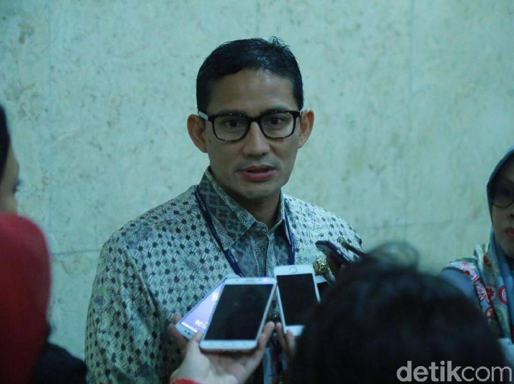 Kampung Ambon Digerebek, Sandi: Ini Fight Against Drugs