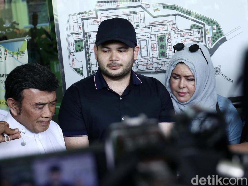 Tidak Kaget dengan Putusan MA, Keluarga Dukung Ridho Rhoma Ajukan PK