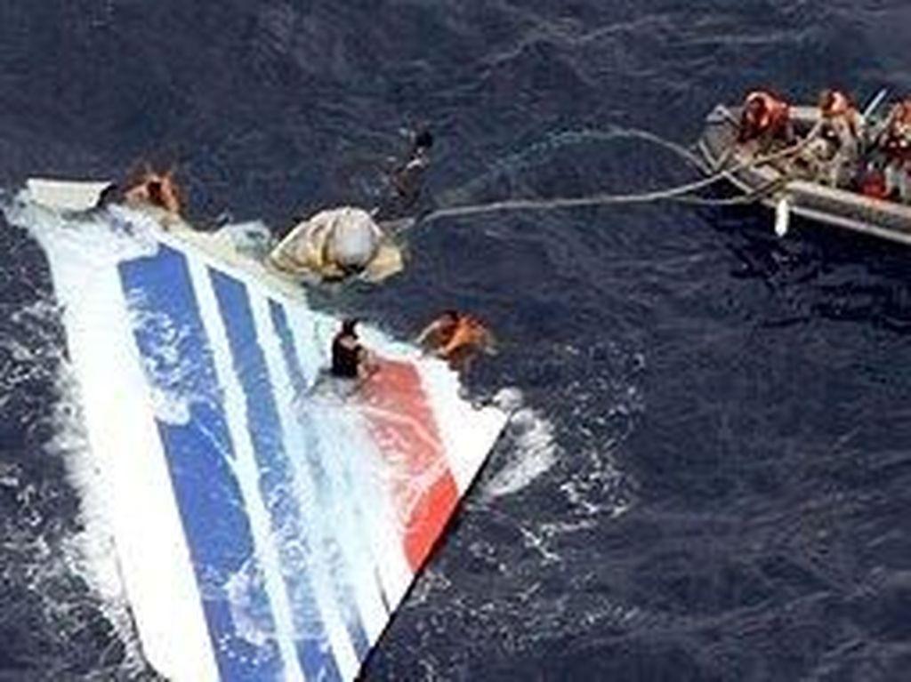 MH370 Hilang, Dari Kasus Air France 447, Mayat Bisa Ditemukan Utuh