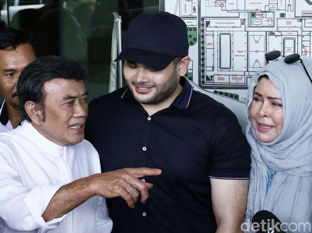 Rhoma Irama: Silakan Ridho Mau Dipenjara Berapa Tahun tapi Kita akan Lawan!