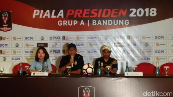 Buru Kemenangan, Sriwijaya FC Waspadai PSMS