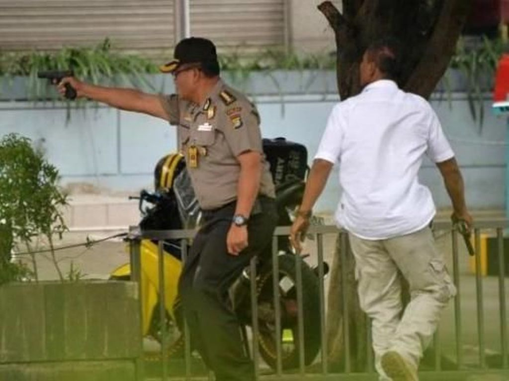 Melihat Lagi Aksi Irjen Martuani, Hero Bom Thamrin Calon Pj Gubernur