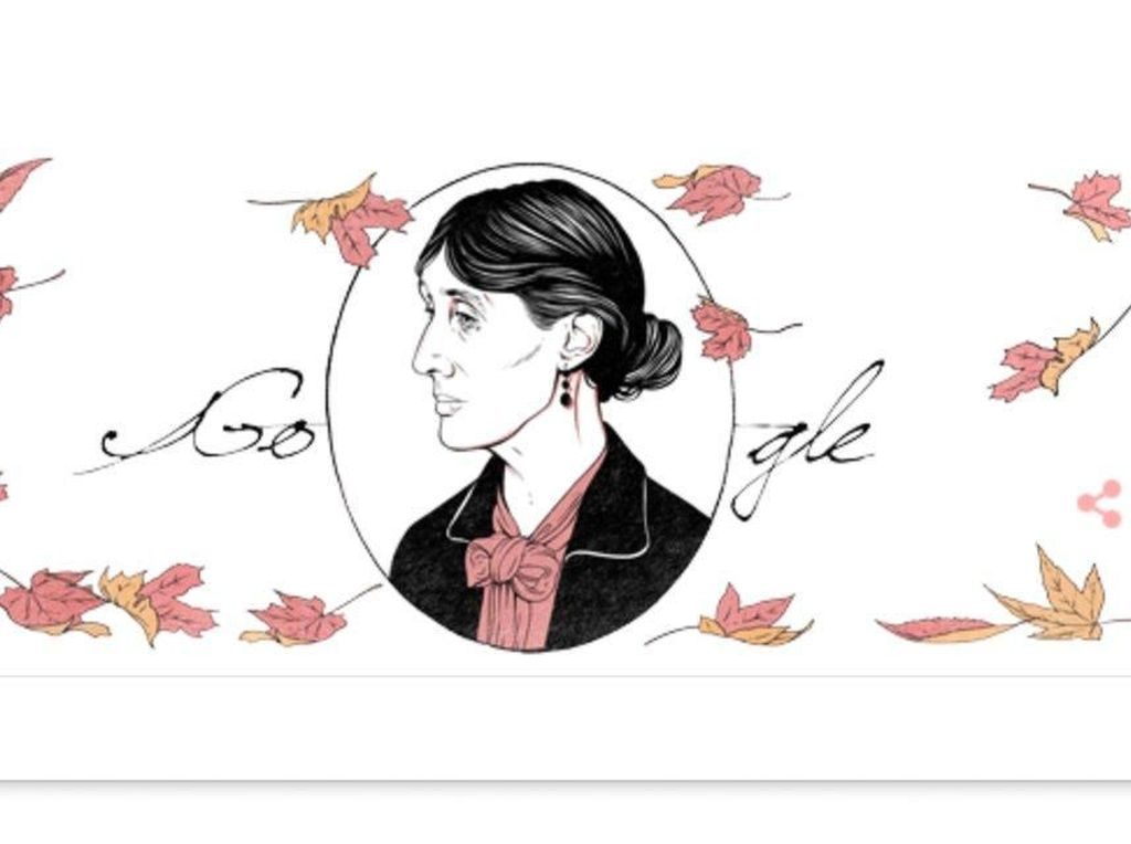 Google Doodle Hari Ini, Cerita Novelis Virginia Woolf yang Berakhir Bunuh Diri