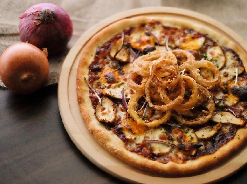 Begini Cara Bikin Pizza dan Churros Terkecil di Dunia
