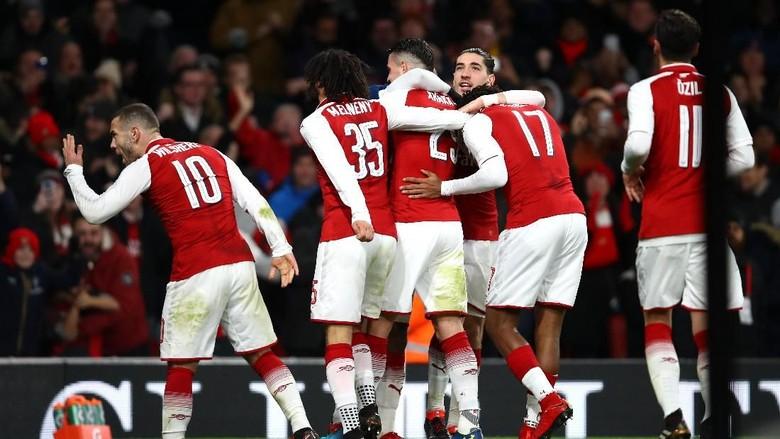 Berpengalaman di Laga Final, Wenger Yakin Arsenal Menang