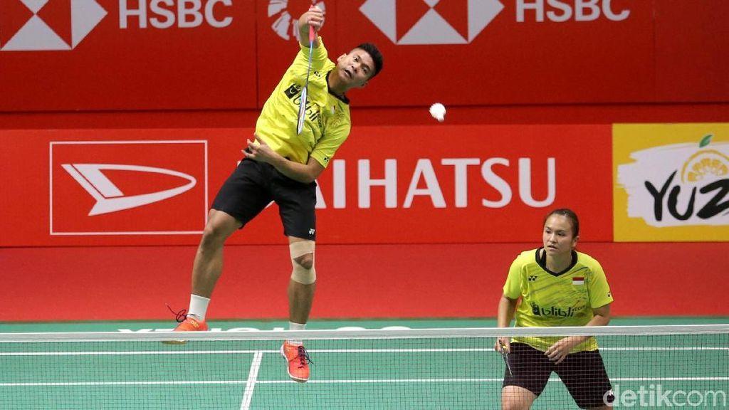 Praveen/Melati Melangkah ke 8 Besar Indonesia Masters 2018