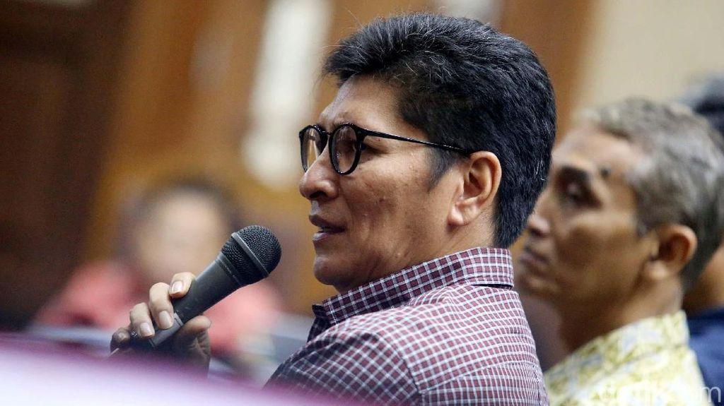 Mirwan Amir Bersaksi di Sidang Novanto