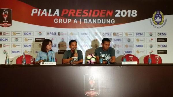 Hadapi Sriwijaya FC, Djajang Nurjaman: PSMS Underdog