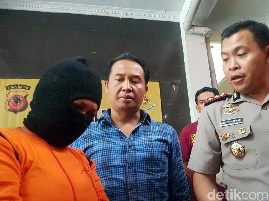 Curi Barang Siswi Sukabumi, Ratu Hipnotis Ngaku Terjerat Rentenir