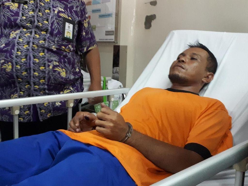 Polisi Cek Urine Sopir Truk yang Pukul Polwan di Jalan Tol