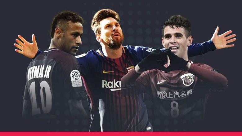 Gaji Sanchez Lebih Tinggi dari CR7, Cuma Kalah dari Messi-Neymar