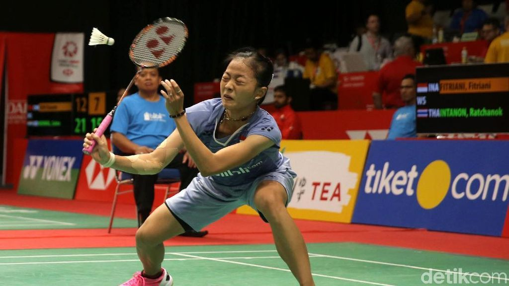 Fitriani Tersingkir dari Indonesia Masters 2018