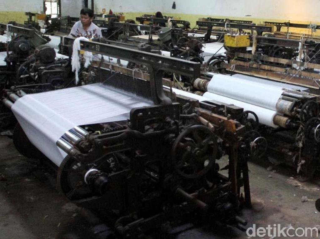 BI Bilang Industri Tekstil Turun Dalam, Ternyata Segini Parahnya!