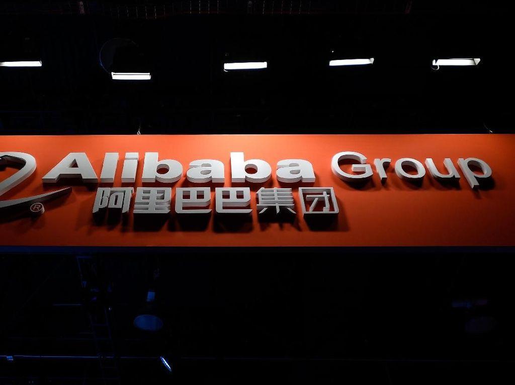 Harga Alibaba Milik Jack Ma Kini Tembus Rp 6.655 Triliun