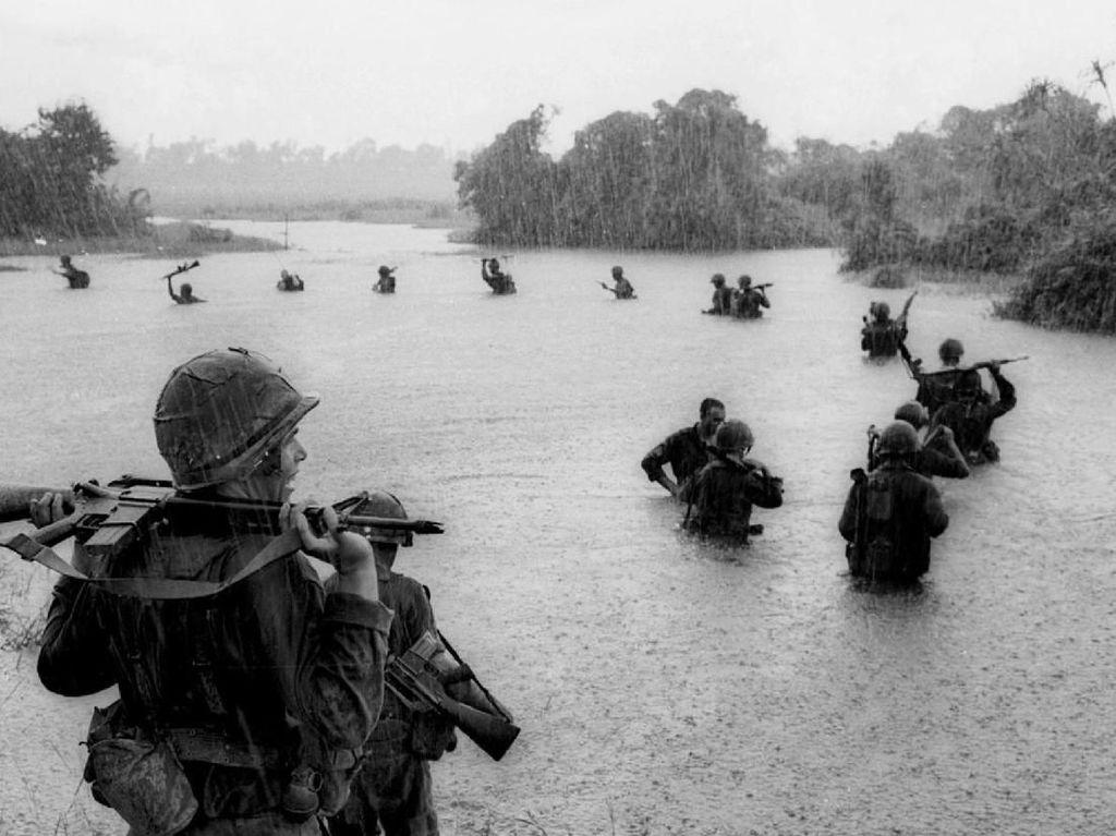 Mengapa Dokumen Perang Vietnam Ditutup-tutupi?