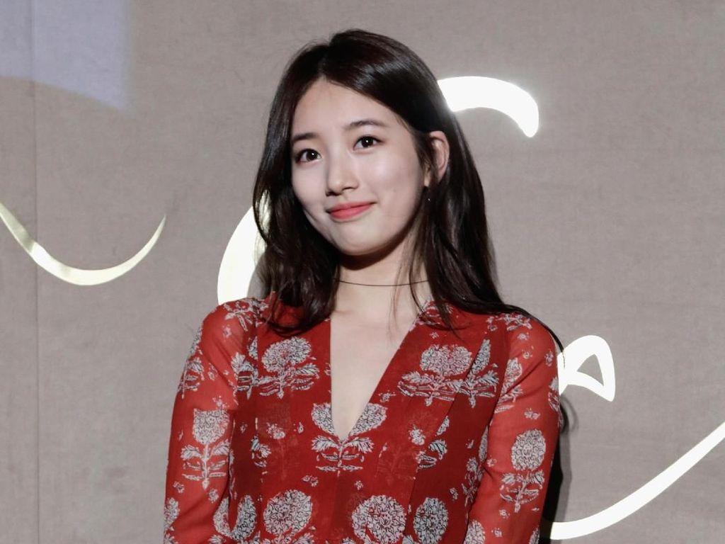 Cara Unik Bae Suzy Hingga Song Joong Ki Merawat Wajah Supaya Kinclong