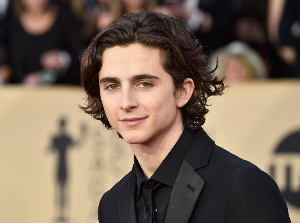 Timothee Chalamet Soal Adegan Syur Sejenis di Call Me By Your Name