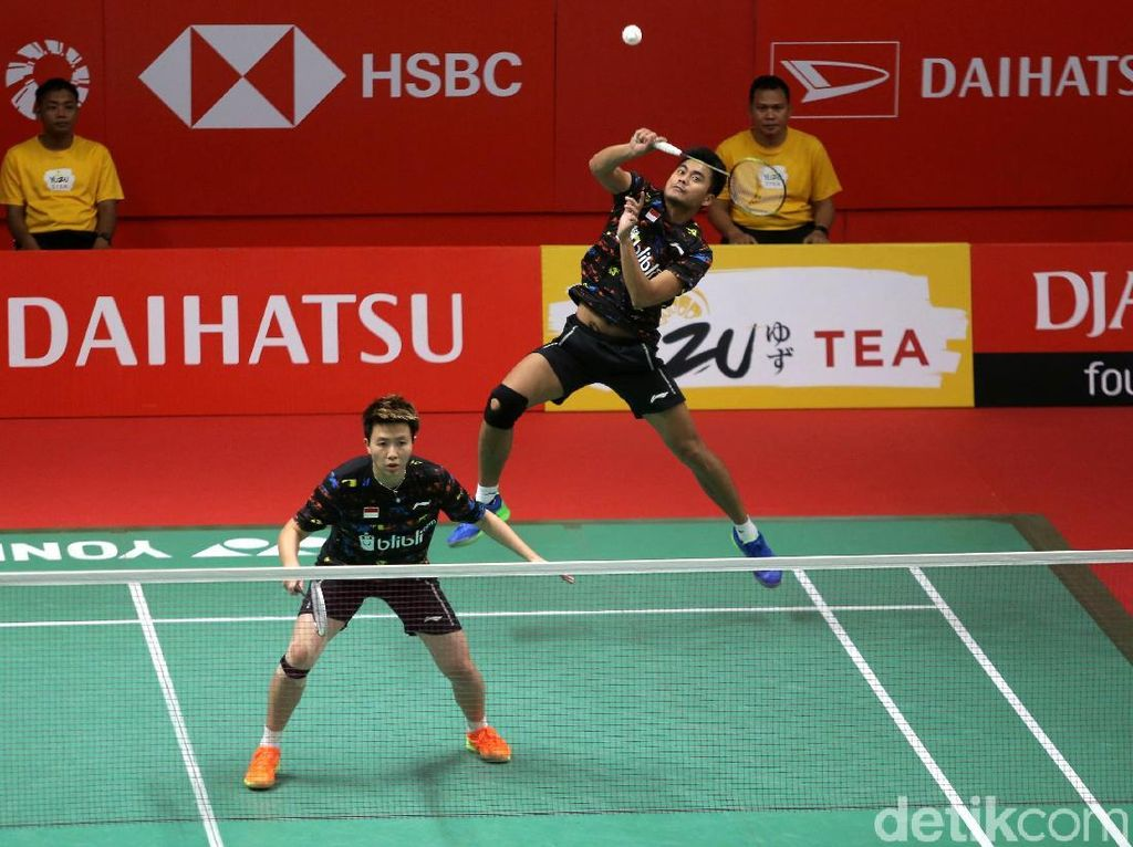 Tontowi/Liliyana ke Semifinal Indonesia Masters 2018