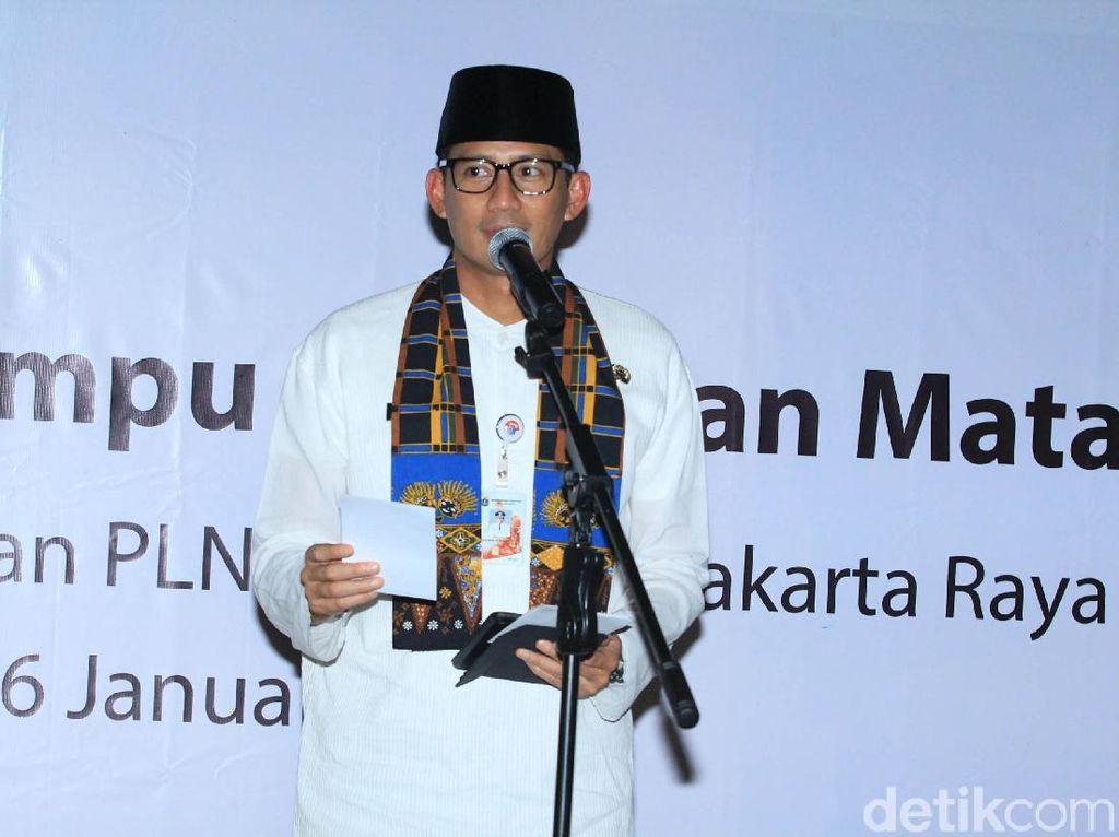 Sandiaga: SK Gubernur untuk Revitalisasi Blok G Sudah Terbit