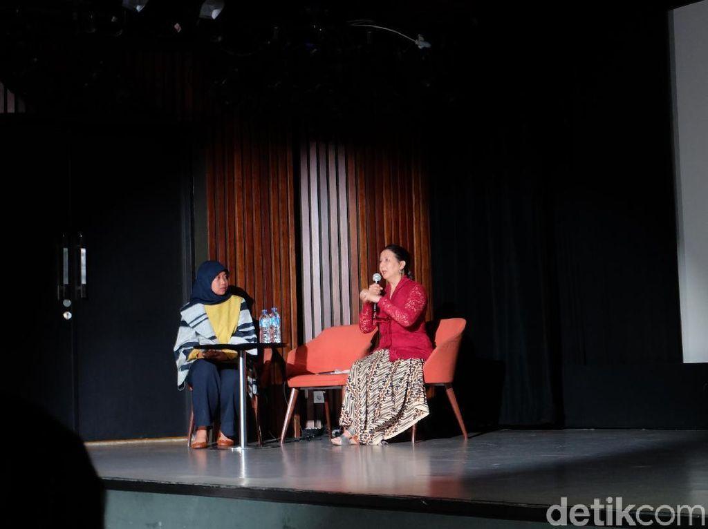 Maria Darmaningsih Bicara soal Filosofi Tari Bedhaya