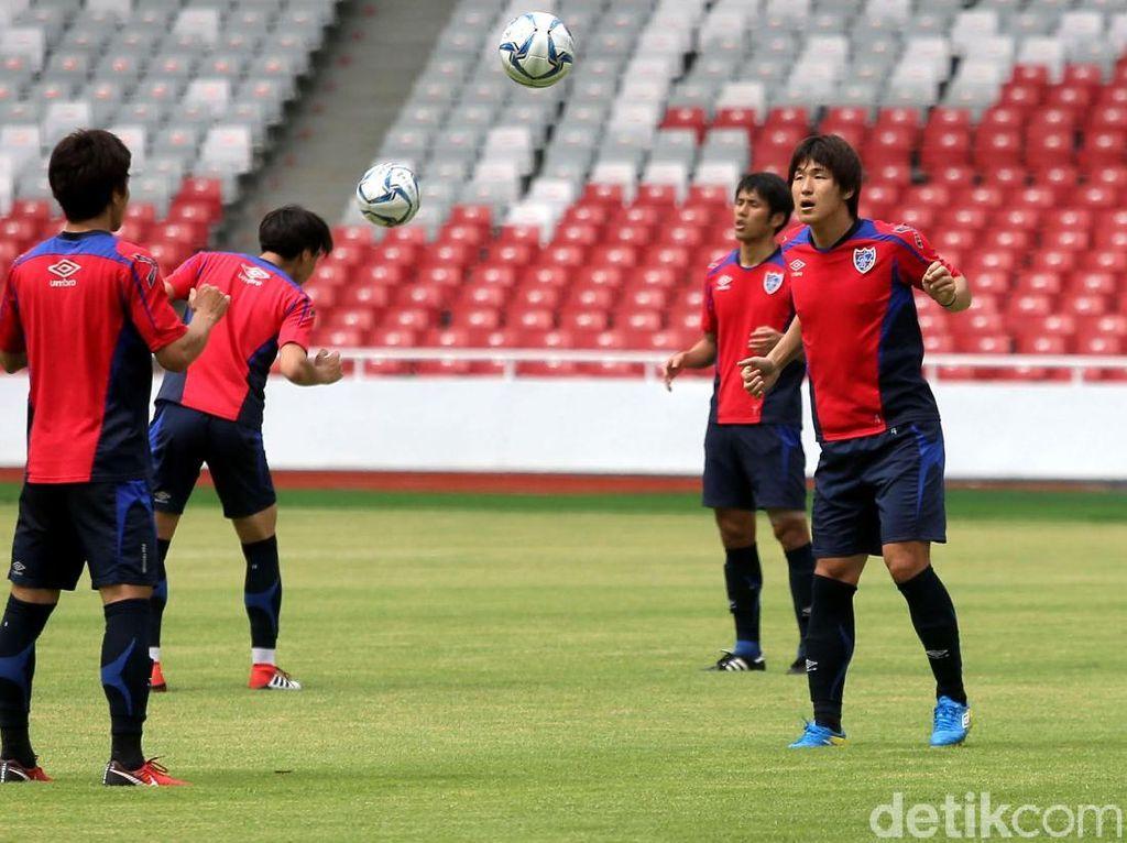 FC Tokyo Jajal Rumput GBK