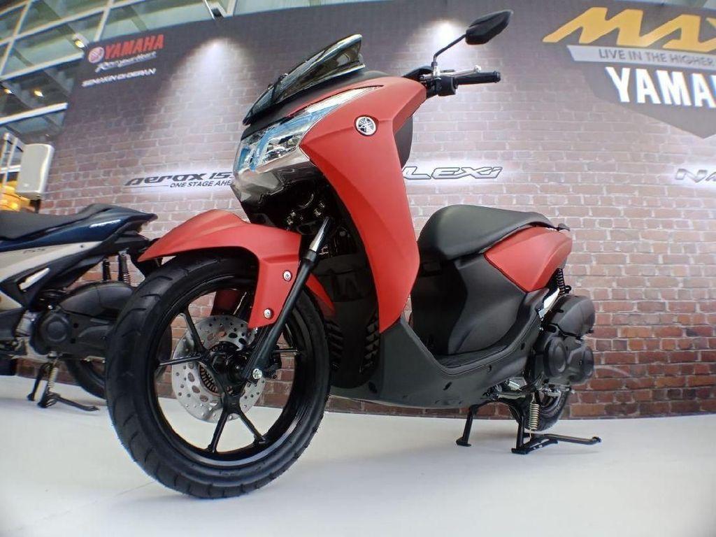 Yamaha Lexi, Calon Pesaing Berat Honda Vario di Kelas Matik 125 Cc?