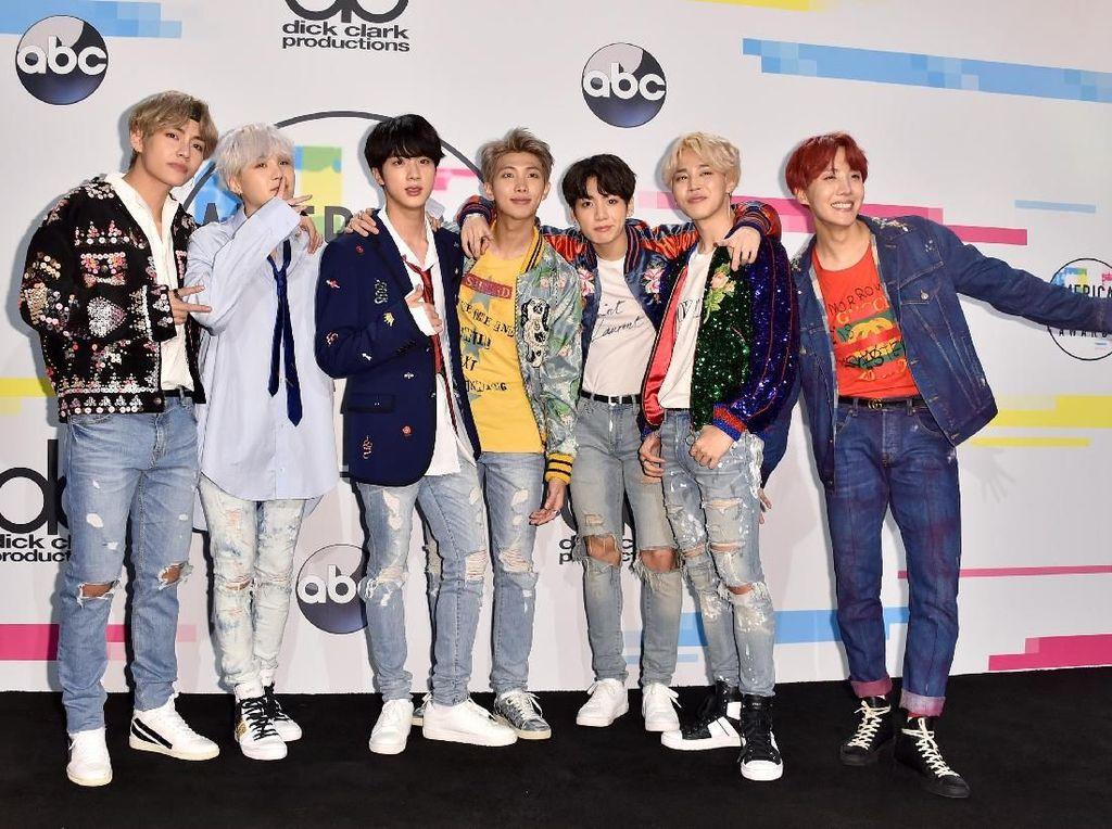 Yay! BTS akan Bawakan Single Baru di Billboard Music Awards 2018