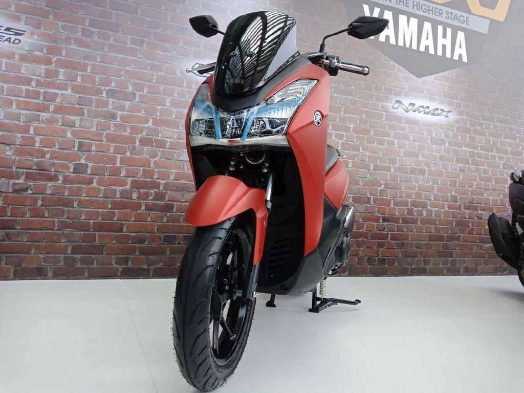 Shockbreaker Lexi Dilaporkan Ada yang Bocor, Ini Tanggapan Yamaha