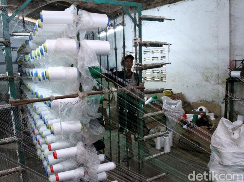 Digempur Produk Impor, Pengusaha Tekstil Minta Perlindungan Jokowi