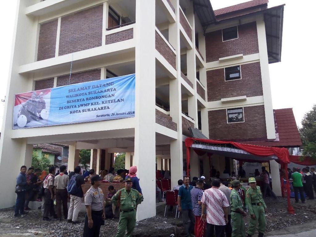 Pemkot Solo Andalkan Rusunawa dan Rumah Deret Jadi Hunian Rakyat