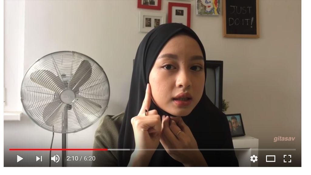 Aksi Gita Savitri di Youtube, Hijabers yang Menginspirasi Sesama Wanita