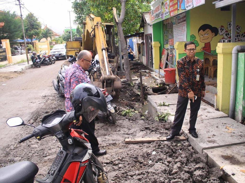 Pembebasan Lahan Frontage Road Sidoarjo Ditarget Rampung Akhir 2018