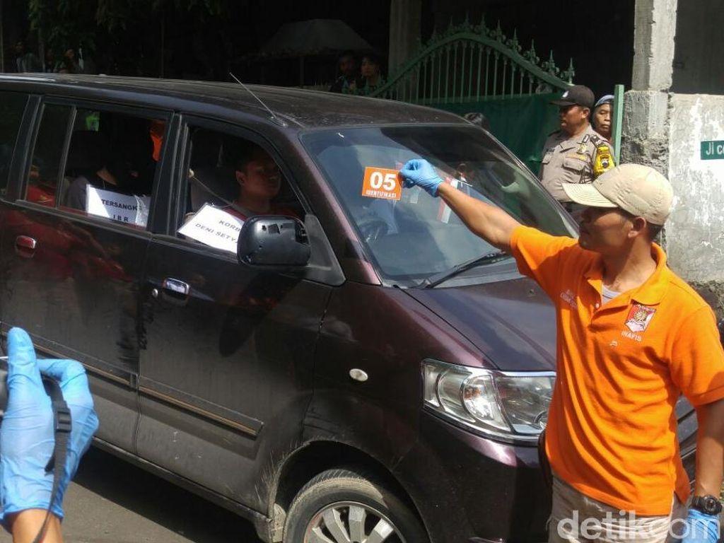 Polisi Selidiki Motif Lain Pelajar Bunuh Driver Grab di Semarang