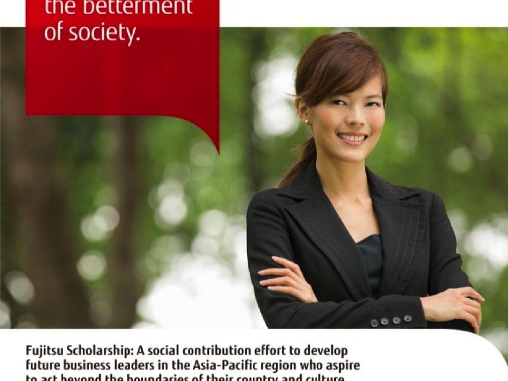 Sedang Mencari Beasiswa? Ayo Daftar Beasiswa Fujitsu
