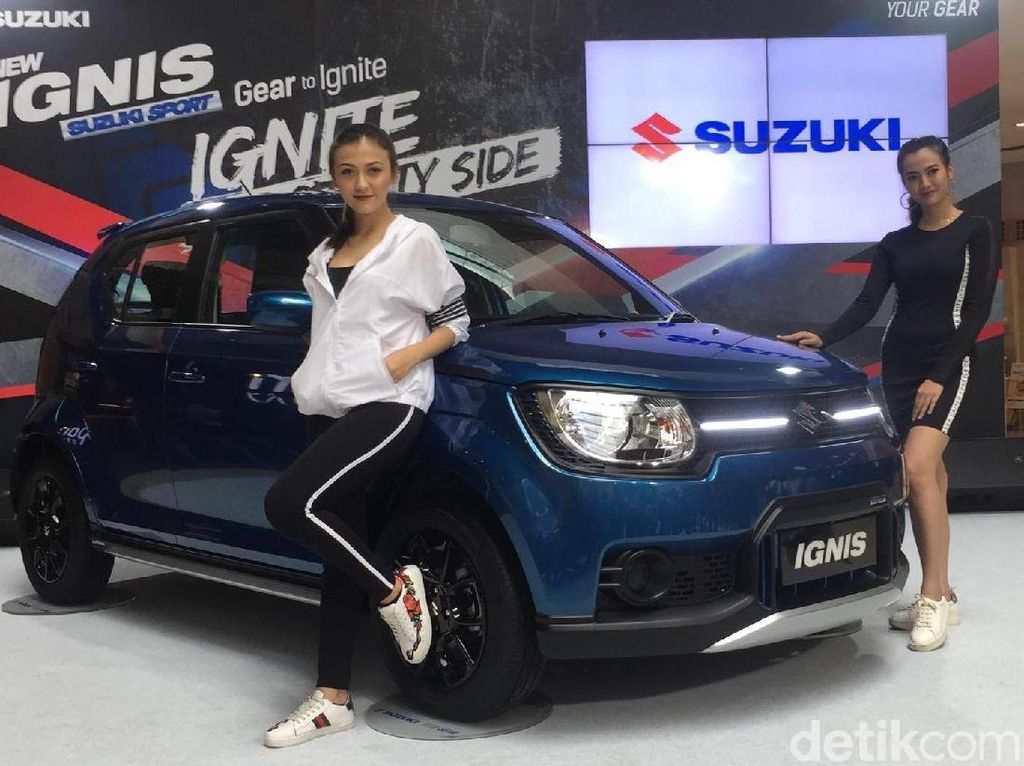 Suzuki: Ignis Rajanya City Car