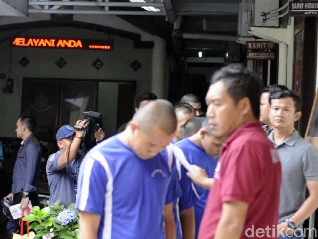 Polisi Tangkap Penjual Ekstasi Kelas Bawah ke Pelajar Sukabumi